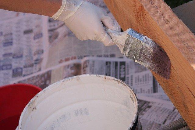 塗料によるシックハウス