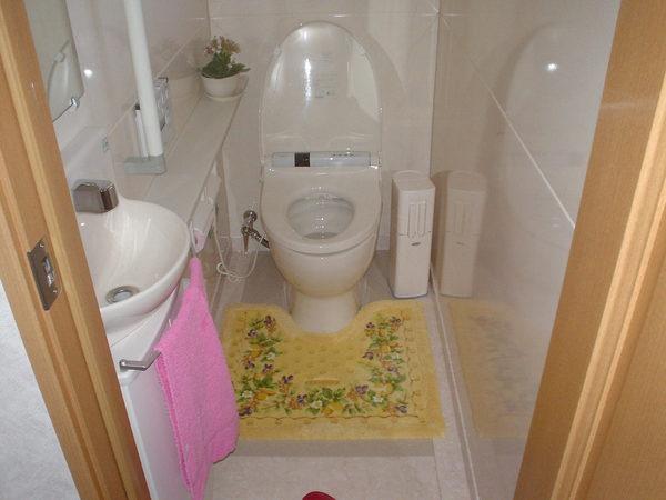 トイレのリフォーム 汲取和式から洋式トイレに改造