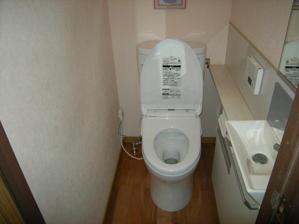 トイレ器具のお取り換えのサムネイル