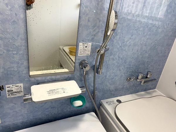 お風呂のリフォーム。(なるべく手をかけないでユニットバスにしたい)のサムネイル