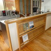 キッチンカウンターに凝ってみました!のサムネイル